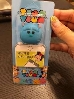 Tsum tsum 手機充電線套