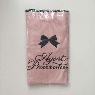 Agent Provocateur Pink/Black Garment Bag