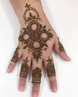 Casual Henna/ Henna party