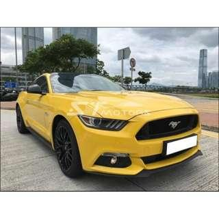 FORD FOCUS MUSTANG GT (437) 2017