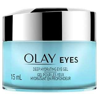 Eye Cream by Olay, Deep Hydrating Eye Gel with Hyaluronic Acid, 0.5 fl oz