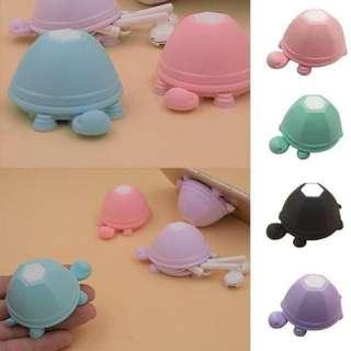 Multi-functional Silicone Turtle Organizer