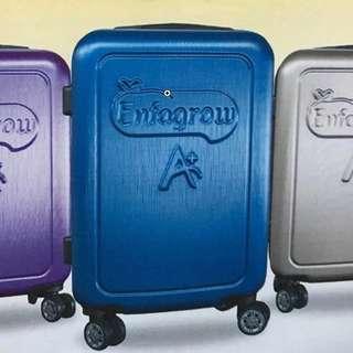 BNIB Enfagrow Cabin Size Luggage (Blue)