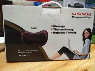 Car & Home Massage Pillow