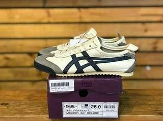 ONITSUKA TIGER MEXICO 66 DULUXE JAPAN