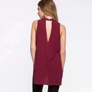 Bnew with tag long top
