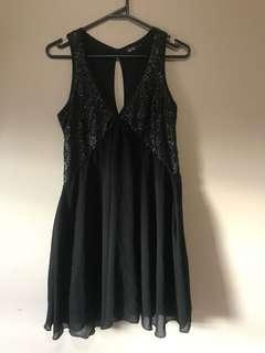 Chica booti cocktail dress size 8