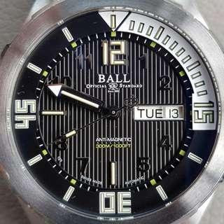 Ball Master Diver II engineer II series DM3020A
