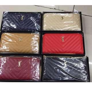 YSL Wallet Authentic Quality