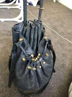 Authentic Alexander Wang bucket bag in black