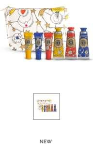 Loccitane Christmas Set