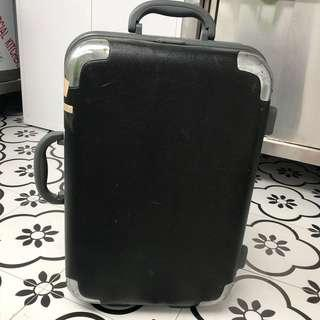 Vintage Hard Case Luggage