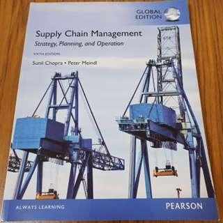 Supply Chain Management : Strategy, Planning and Operation