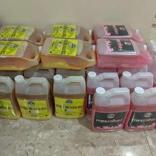 Chemical Guys Gallons for SALE!