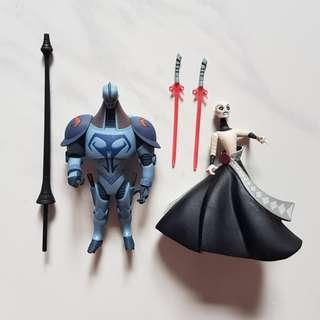 Star Wars Durge & Asajj Ventress