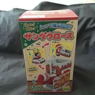 聖誕老人 入屋 玩具 聖誕節交換禮物聖誕禮物獎品抽獎日本Christmas