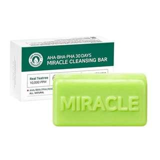 🚚 SOMEBYMI MIRACLE CLEANSING BAR