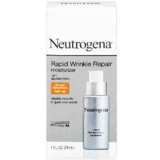 Neutrogena 1 oz Rapid Wrinkle Repair