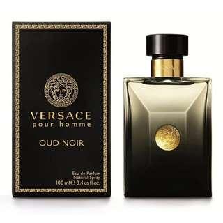 Versace Pour Homme Oud Noir EDP for Men (100ml/Tester)
