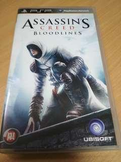 PSP Assassins Creed Bloodlines game for sale