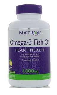 Natrol Omega 3