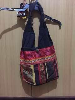 Thai shoulder bag
