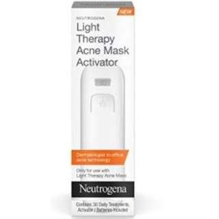 Neutrogena 30-PC Activator For Light Therapy Pimples Acne Mask