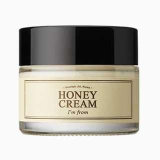 I'm From Honey Cream