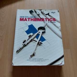 Sec 1 Math Textbook