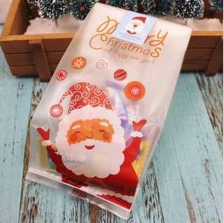 🚚 [PO] Santa Christmas Cookie/Sweets gift bag