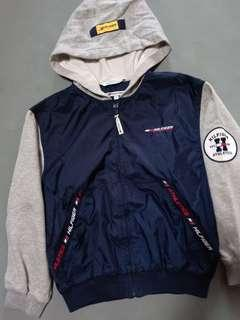 Tommy athletics zip hoodie