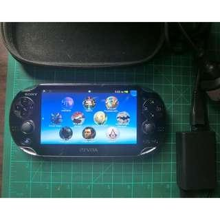 Playstation Vita OLED complete with many Games