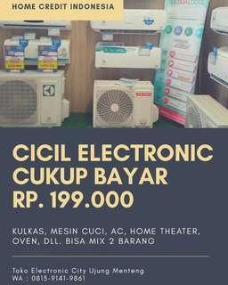 Dapatkan elektronik terbaru cukup bayar 199rb