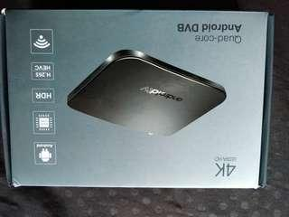 Dvbt2 android tv box