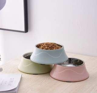 Pastel Stainless Steel Bowls (3 Colors)