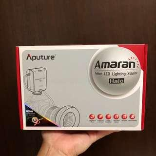 Aputure AHL-HC100 Amaran Halo LED Ring Flash for Canon Cameras
