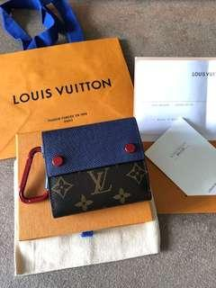 LV (Louis Vuitton) Wallet - Edition 牛皮(Natural cowhide leather)