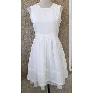 G2000 White Dress
