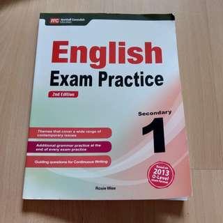English exam practice: Marshall Cavendish