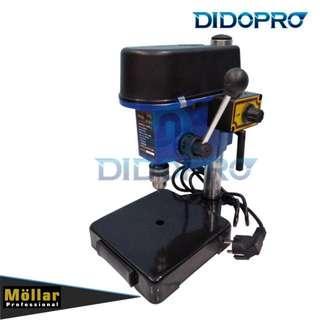 Mini Bench Drill 6mm Mollar BD-006 / Mesin Bor Duduk Mini