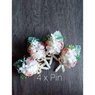 ( Clearance ) Loose Stocks Corsages all selling in sets only