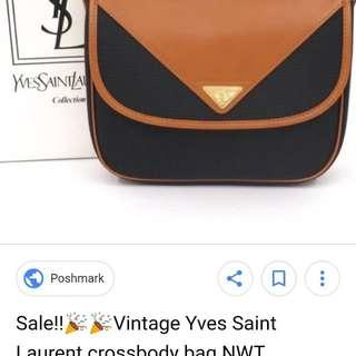Ysl sling authentic