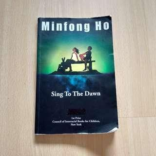 sing to the dawn (lit book)