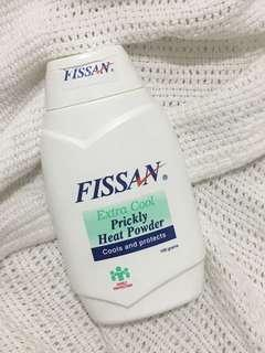 Fissan powder