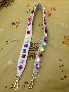 Studded Bag Strap Good Quality