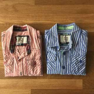 Set of 2 Shirts for boys