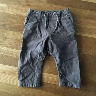 H&M 4-6months boy pants