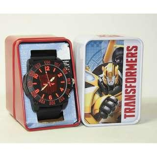 Transformer Autobot Watch Limited Edition Purchased in the USA Genuine