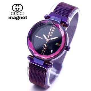 Jam tangan wanita Guci magnet
