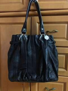 Authentic celine leather bag,80%new,good conditions as pic,size 30*30*10cm